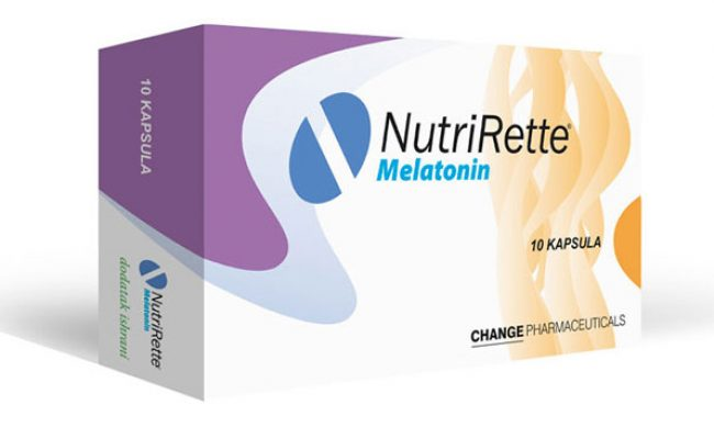 Nutrirette® Melatonin – In preparation